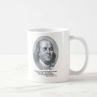 Benjamin Franklin Plumbing Mug