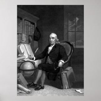Benjamin Franklin -- The Scientist Poster