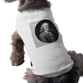 Benjamin Franklin - Vintage Magic Lantern Slide Shirt