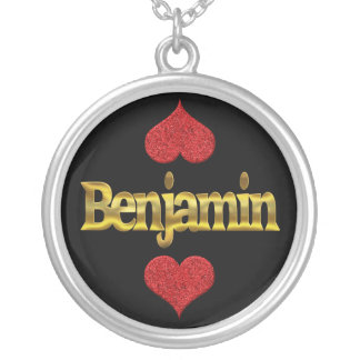 Benjamin necklace