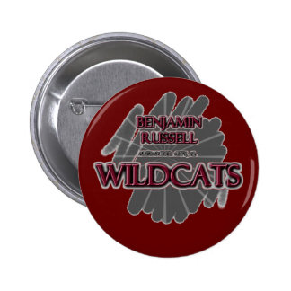Benjamin Russell Wildcats - Alexander City AL Buttons