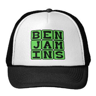 Benjamins, Cash Money Cap