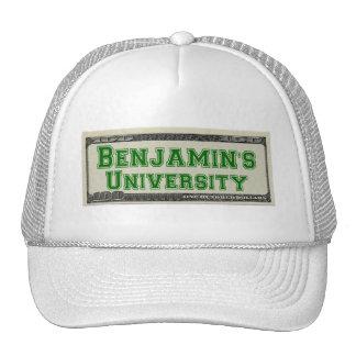 Benjamin's University Cap