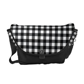 Benkeijima Japanese Pattern Messenger Bag