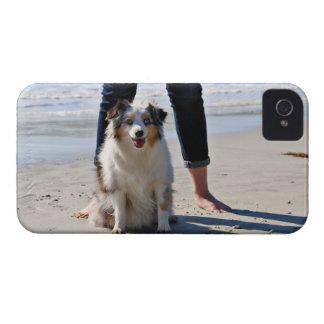 Bennett - Aussie Mini - Rosie - Carmel Beach Case-Mate iPhone 4 Case