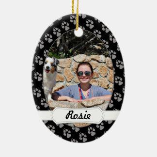 Bennett - Aussie Mini - Rosie - Carmel Beach Ceramic Ornament