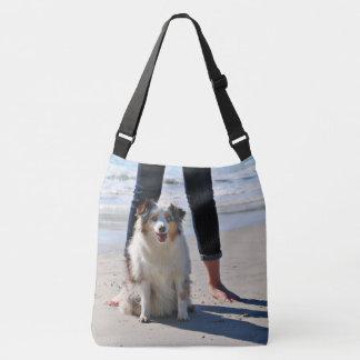 Bennett - Aussie Mini - Rosie - Carmel Beach Crossbody Bag