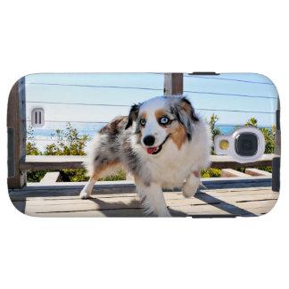 Bennett - Aussie Mini - Rosie - Carmel Beach Galaxy S4 Case