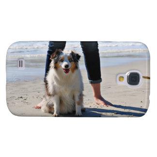Bennett - Aussie Mini - Rosie - Carmel Beach Galaxy S4 Cover