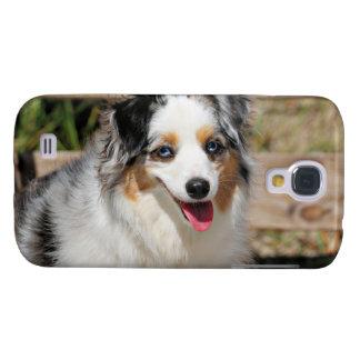 Bennett - Aussie Mini - Rosie - Carmel Beach Galaxy S4 Covers