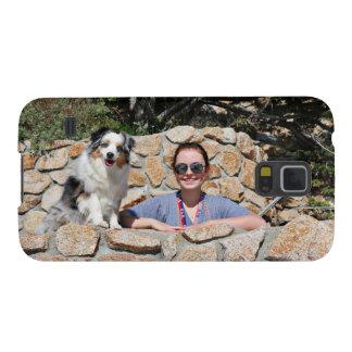Bennett - Aussie Mini - Rosie - Carmel Beach Galaxy S5 Covers