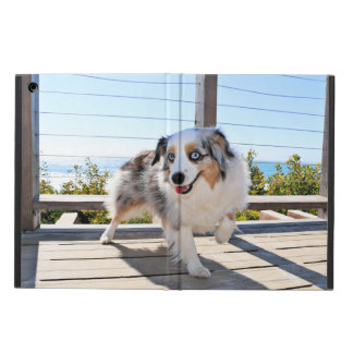 Bennett - Aussie Mini - Rosie - Carmel Beach iPad Air Case