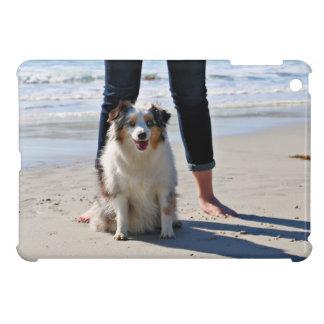 Bennett - Aussie Mini - Rosie - Carmel Beach iPad Mini Case
