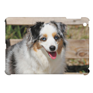 Bennett - Aussie Mini - Rosie - Carmel Beach iPad Mini Cases