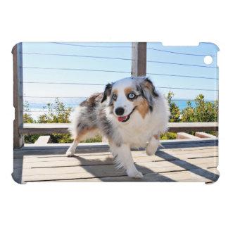 Bennett - Aussie Mini - Rosie - Carmel Beach iPad Mini Covers