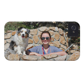 Bennett - Aussie Mini - Rosie - Carmel Beach iPhone 4 Case-Mate Case