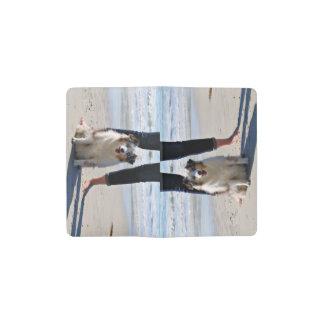 Bennett - Aussie Mini - Rosie - Carmel Beach Pocket Moleskine Notebook