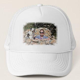 Bennett - Aussie Mini - Rosie - Carmel Beach Trucker Hat