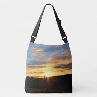 Bennoch Road Sunrise Tote Bag