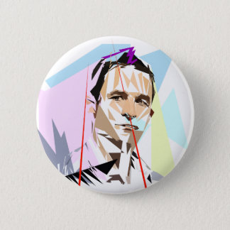 Benoit Hamon 6 Cm Round Badge