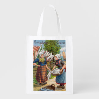 Bensdorp's Royal Dutch Cocoa Reusable Grocery Bag
