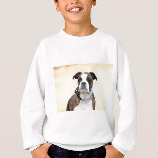 Benson the Boxer dog Sweatshirt