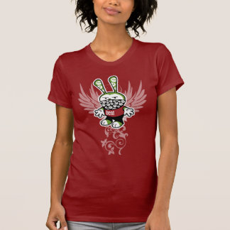 BENT BUNNY - Thug Life T-Shirt