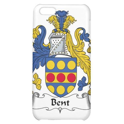 Bent Family Crest iPhone 5C Cover