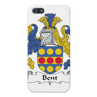 Bent Family Crest Covers For iPhone 5