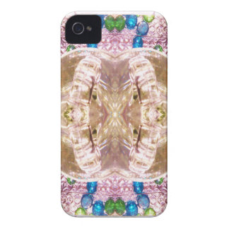 Bent Glass Matching Wedding Rings Case-Mate iPhone 4 Cases