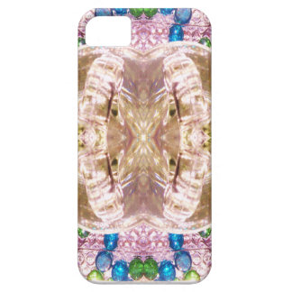 Bent Glass Matching Wedding Rings iPhone 5 Cases