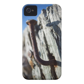 Bent Nail in the Sun iPhone 4 Covers