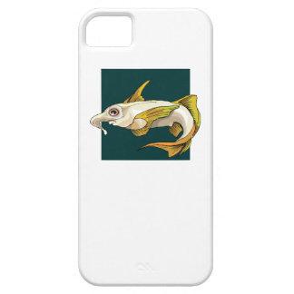 Bent Nose Fish iPhone 5/5S Case