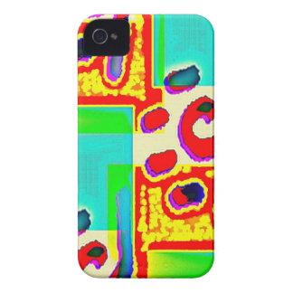 Bent Spot Hop iPhone 4 Covers