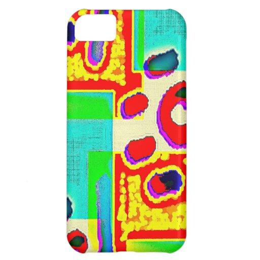 Bent Spot Hop Case For iPhone 5C