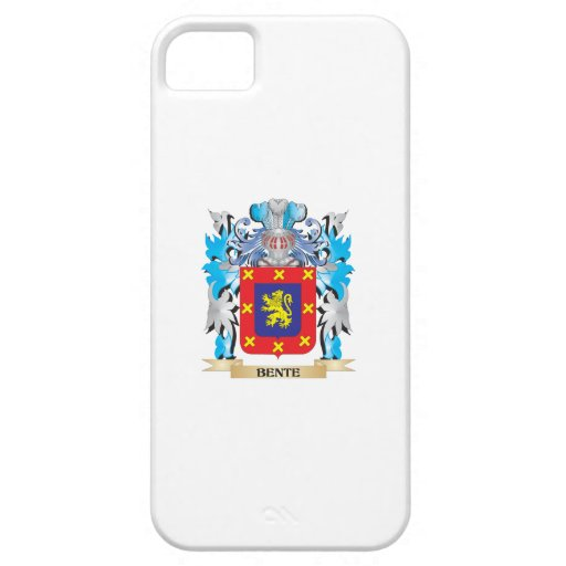 Bente Coat of Arms iPhone 5 Cases