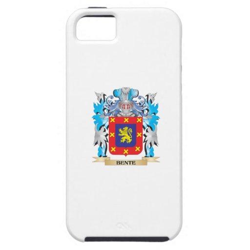 Bente Coat of Arms iPhone 5/5S Case
