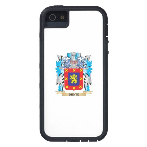 Bente Coat of Arms iPhone 5/5S Cover