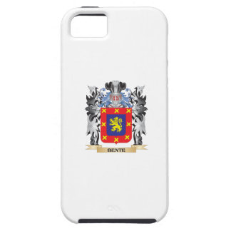 Bente Coat of Arms - Family Crest Tough iPhone 5 Case