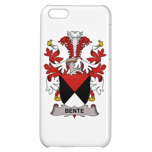 Bente Family Crest Case For iPhone 5C