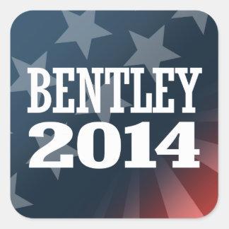 BENTLEY 2014 SQUARE STICKERS