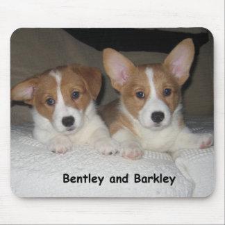 Bentley & Barkley Mouse Pad
