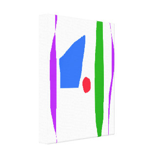 Bento Lunchbox Canvas Print