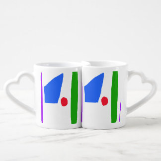 Bento Lunchbox Coffee Mug Set