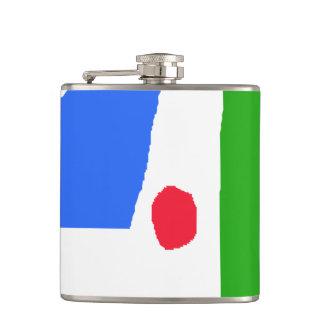 Bento Lunchbox Hip Flask