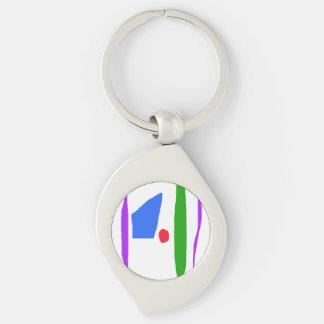 Bento Lunchbox Key Ring