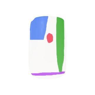 Bento Lunchbox Minx Nail Art