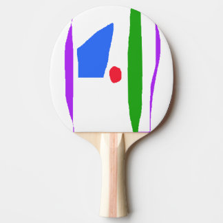 Bento Lunchbox Ping Pong Paddle