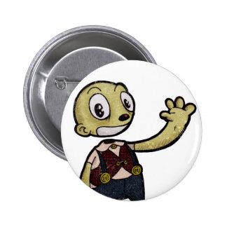Beppy Balloonhead -pin