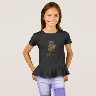 BeRadiant Ruffle Shirt Kids